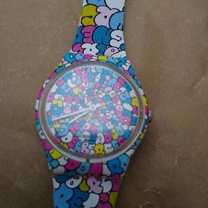 Swatch x Kidrobot Love Song Watch